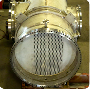 Shell & Tube Heat Exchangers