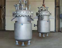 Pressure Vessels Gallery Photos