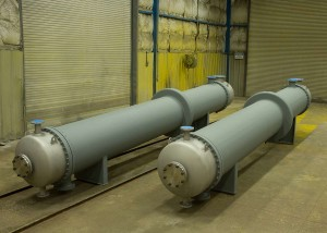 TEMA Type BEM 31-240 Heat Exchangers