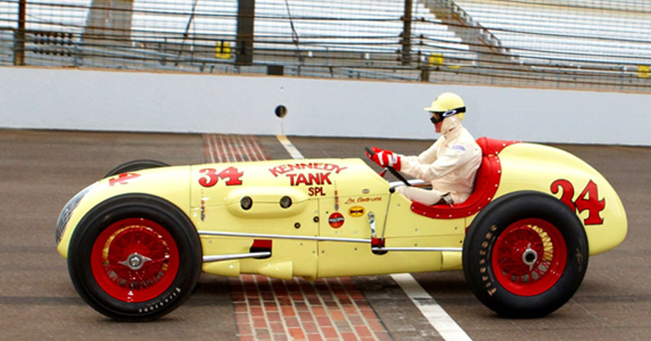 Kennedy Tank Special – Indy Race Car