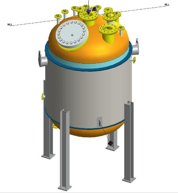 Jacketed Vessel Design Software
