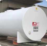 Custom Steel Tanks